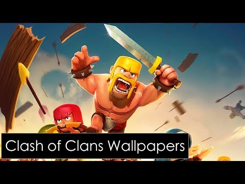 Clash of Clans Gameplay HD Wallpapers !! Desktop Backgrounds !! 2018 !! Essence Wallpaper !!