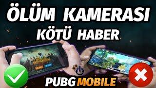 Gambar cover KÖTÜ HABER ÖLÜM KAMERASI DEĞİŞTİ PUBG Mobile ÖLÜM KAMERASI