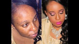 LaRoseShow: Yekola ko bomba ba tache na tempo na maquillage (Power of Makeup)