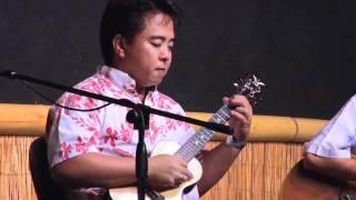 """Maori Brown Eyes"" @SlackKeyShow Herb Ohta & Jon Yamasato"