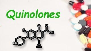 flouroquinolones