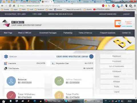 استراتيجية قوية لربح وإستثمار البيتكوين Free Bitcoin