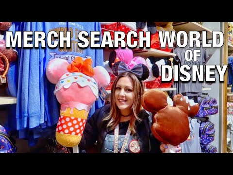 Merch Search! Tons Of NEW Disneyland Park Merchandise! Ears, Clothes, Toys & More! | March 2019