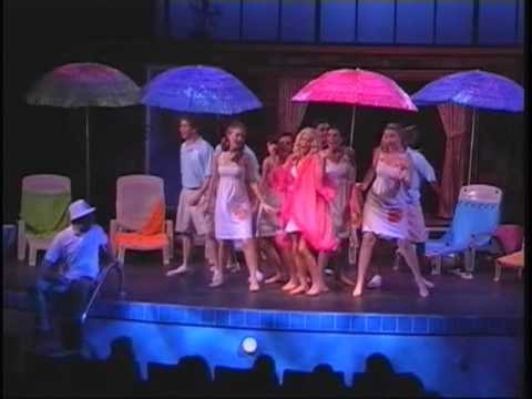 Fabulous-High School Musical 2 Onstage