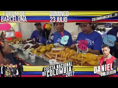 Spot Fiesta Nacional de Colombia 2017 - Forum de Barcelona