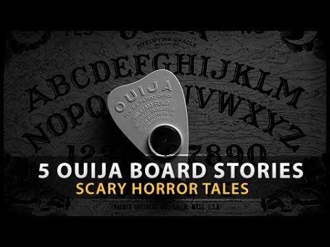 5 Scary OUIJA BOARD Horror Stories