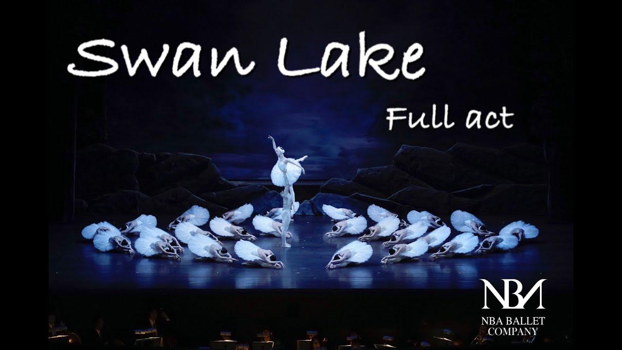 NBAバレエ団 白鳥の湖〜Swan Lake〜 全幕