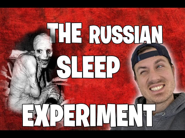 The Russian Sleep Experiment aka The Most Horrifying Human Experiment In History