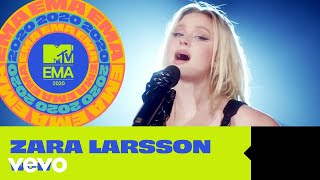 Zara Larsson - WOW (Live from the MTV EMA 2020)