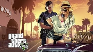 Grand Theft Auto V официальное видео геймплея