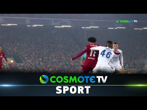 Λίβερπουλ - Γκενκ (2-1) Highlights - UEFA Champions League 2019/20 - 5/11/2019 | COSMOTE SPORT