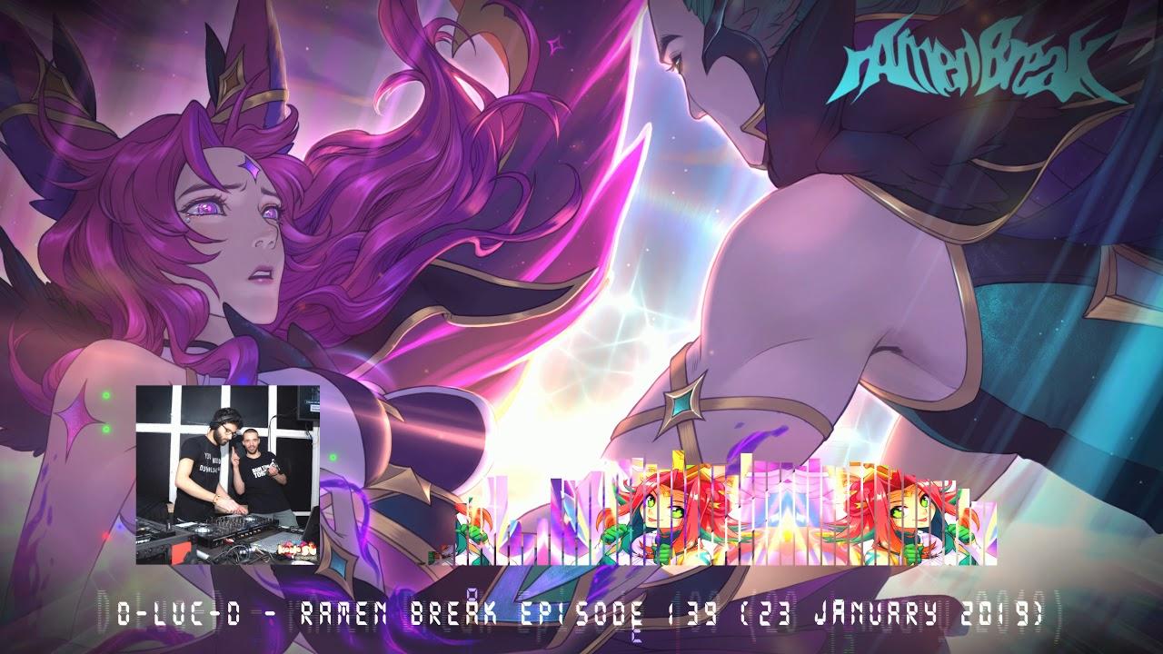 D Luc D Ramen Break Episode 112 12 July 2017 J Core