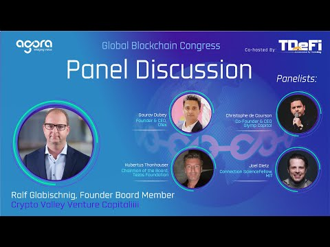 Global Blockchain Congress 6th Edition   Panel Discussion 1