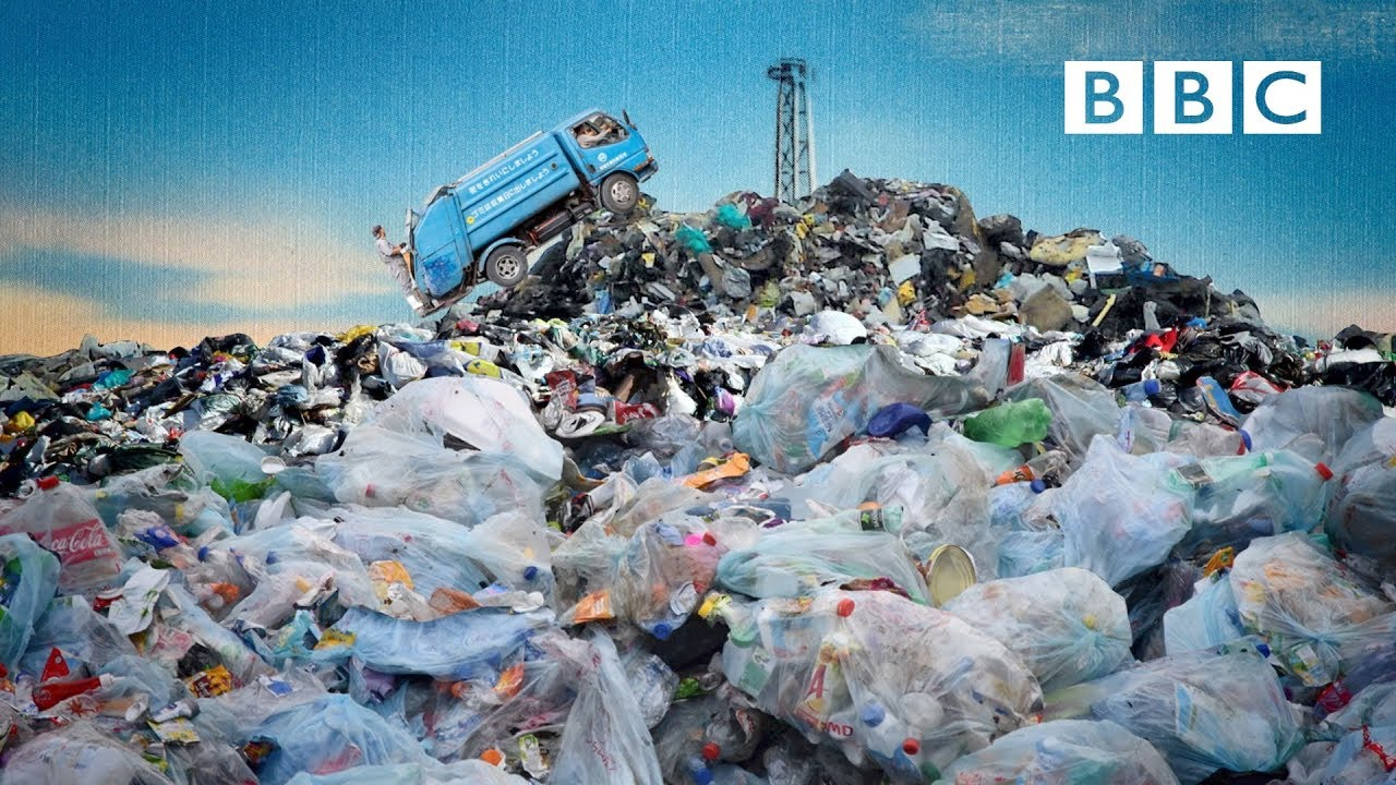 How Did We Get To A World Full Of Plastic  - Bbc