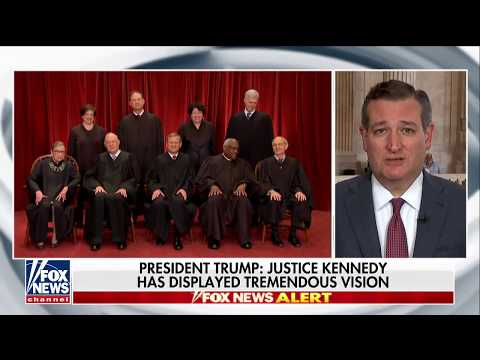 Sen. Cruz: 'We Should Confirm SCOTUS Pick Before Election', Suggests Mike Lee