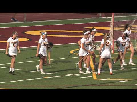 Girl's Lacrosse Cathedral Catholic @ Torrey Pines , April 24, 2017