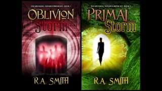 Primal Storm Book Trailer