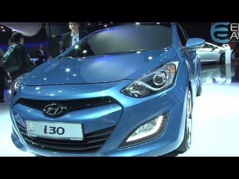 Hyundai i30 1,6l CRDI 115 BVA – Francfort 2011