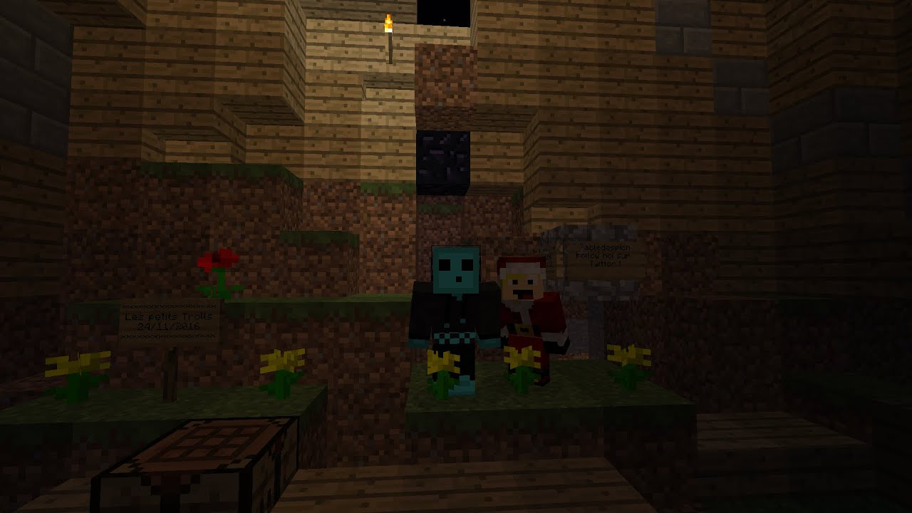 Minecraft Unitale Live! (Français) - YouTube