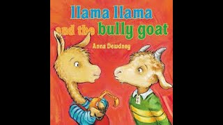 "CADC Harmony Grove Head Start/ABC - Ms. Tamara - ""llama llama and the Bully Goat"""
