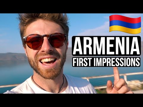 ARMENIA FIRST IMPRESSIONS: Travel To Yerevan