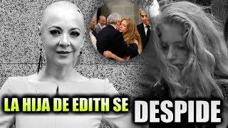 Conmovedora Carta De Hija De Edith Gonzalez Despues De Su Muerte