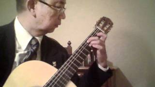 Ave Maria - Franz Schubert - classical guitar
