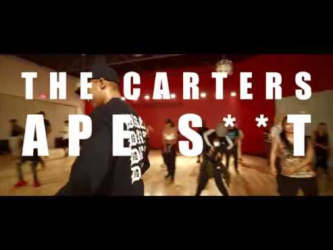 THE CARTERS | APES**T | Choreography @Dareal08 @Jawkeen