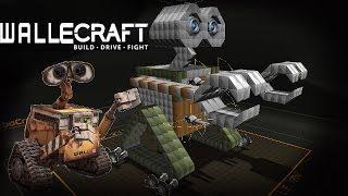 Robocraft - WALLE #2