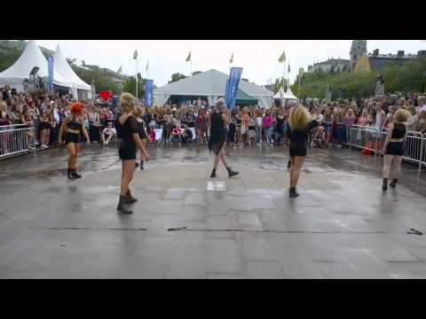 Dans Grupp - Ung08 2012