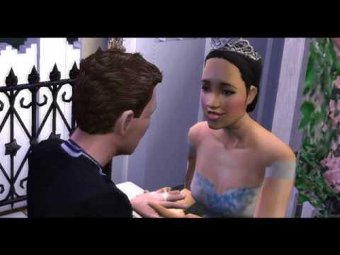 UGLY BETTY DANIEL/BETTY WEDDING SCENE
