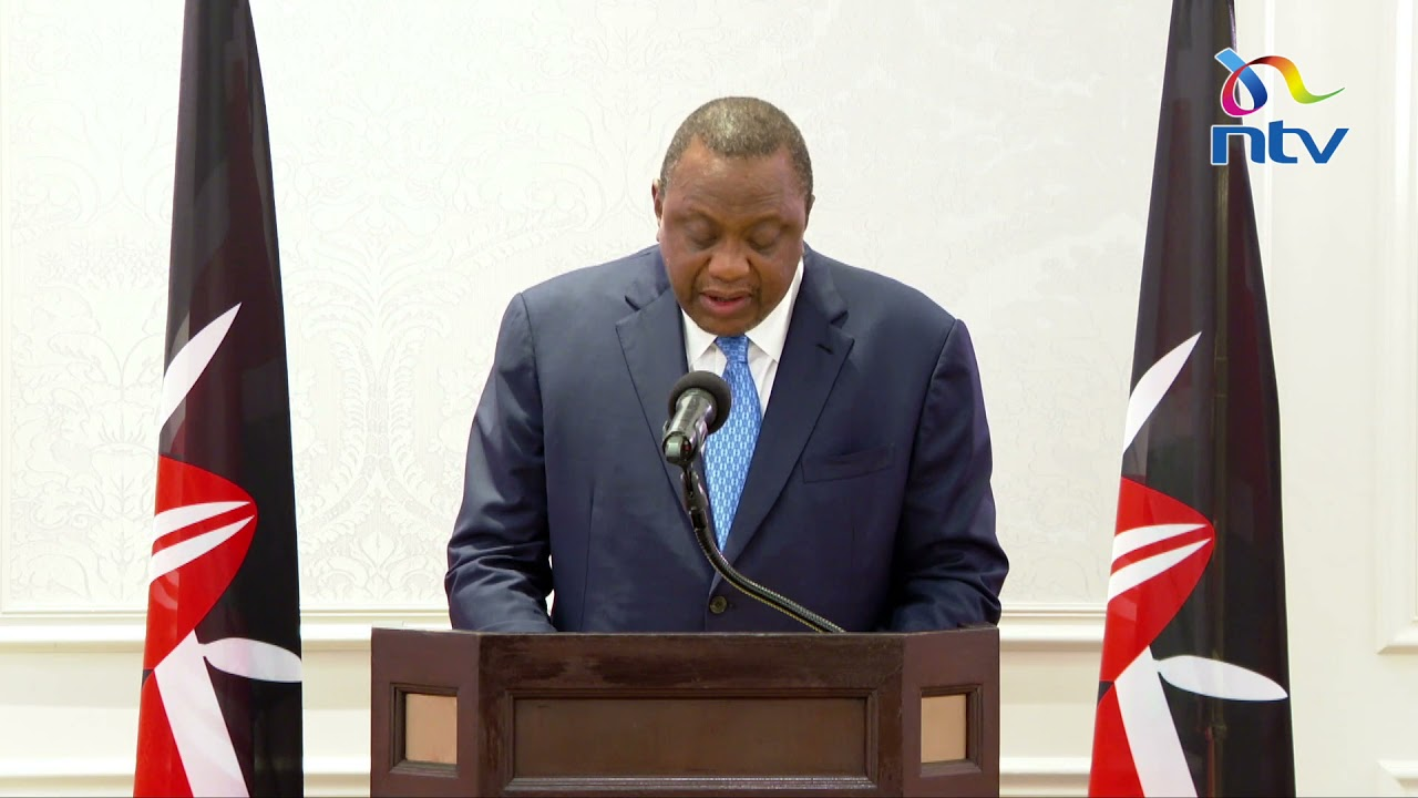 President Uhuru Kenyatta rejects the ICJ ruling   FULL SPEECH