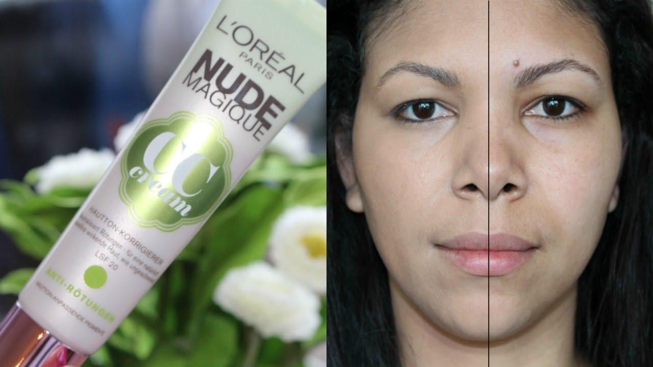 loreal bb cream anti redness