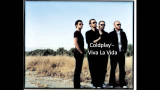Coldplay - Viva La Vida + Download