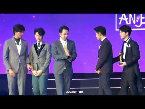 "27092018[Krist Singto] รับรางวัล ""Thailand Headlines Person of the year 2018"" ครั้งที่ 6"
