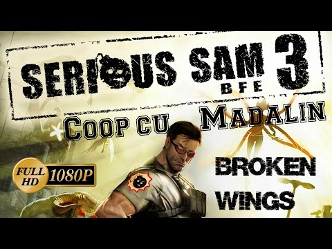 Serious Sam 3 BFE - Coop SPLITSCREEN cu Madalin - Broken Wings PC/HD [1080p]