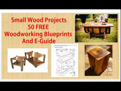 Small Wood Projects Youtube