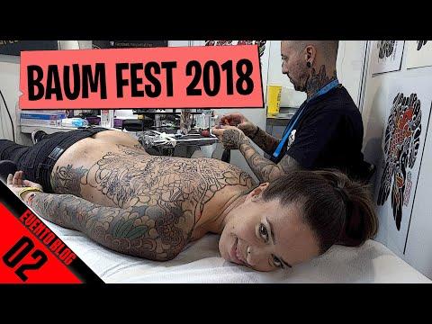 BAUM FEST 2018 4K (BARCELONA TATTOO EXPO)