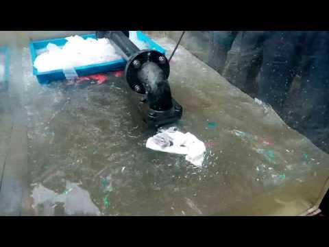 WQ-W(I) non-clogging cutting type sewage pump