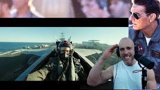 Top Gun: Maverick - Official Trailer (2020) REACTION!! THEY MADE THE SAME FILM AGAIN!!