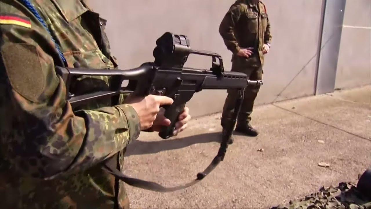 Heckler & Koch und Bundeswehr streiten um Sturmgewehr
