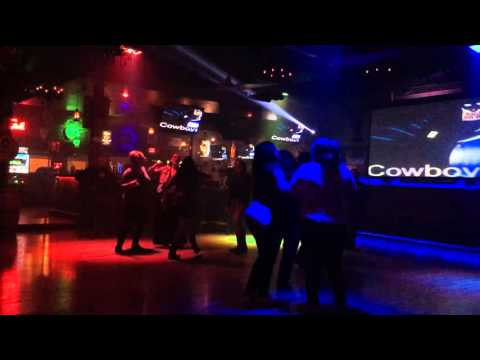 Electric Cowboys - Party time mix
