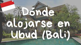 Gambar cover Dónde alojarse en Ubud, Bali | Where to stay in Ubud, Bali