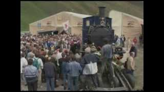 Sending Dalat Steam Trains to Switzerland (v1. German language)
