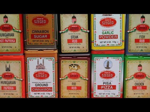 Top Six Plus List My Szeged Seasoning Collection Favorite Line of Spices Noreen's Kitchen
