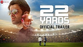 22 Yards - Official Trailer | Barun Sobti & Panchi Bora