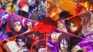 Cover images ** AKATSUKI SET HIT ON OROCHIMARU *   ** Naruto Ultimate Ninja Blazing *