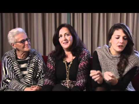 MISSONI : Rosita, Angela and Margherita Missoni interviewed by The Luxury Channel