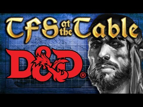 TFS At the Table: Chapter 2 Episode 1: Natural One-ders return | Dungeons & Dragons | Team Four Star