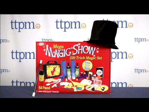 spectacular magic show instructions
